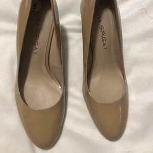 Via Spiga Womens Dress Shoes Wedge Heels
